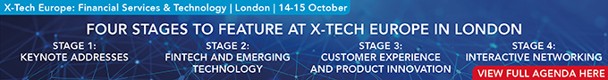 Four stages to feature at X-Tech Europe in London