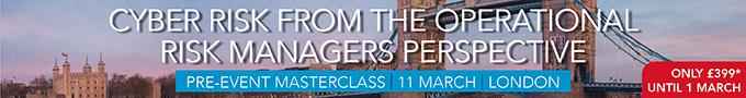 Pre-Event Masterclass | 11 March | London