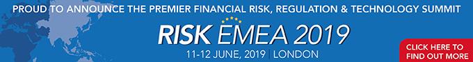 The Premier Financial Risk, Regulation & Technology Summit | Risk EMEA 2019