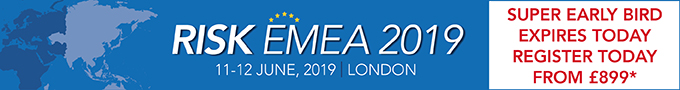 Risk EMEA, 11-12 June, London