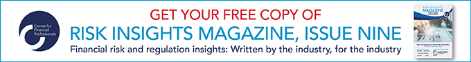 Free copy of the Risk Insights Magazine, Issue Nine