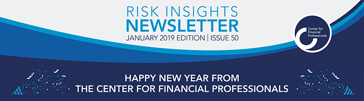 Happy New Year from the Center for Financial Professionals