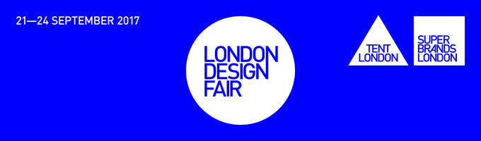 London Design Fair, Logo Header